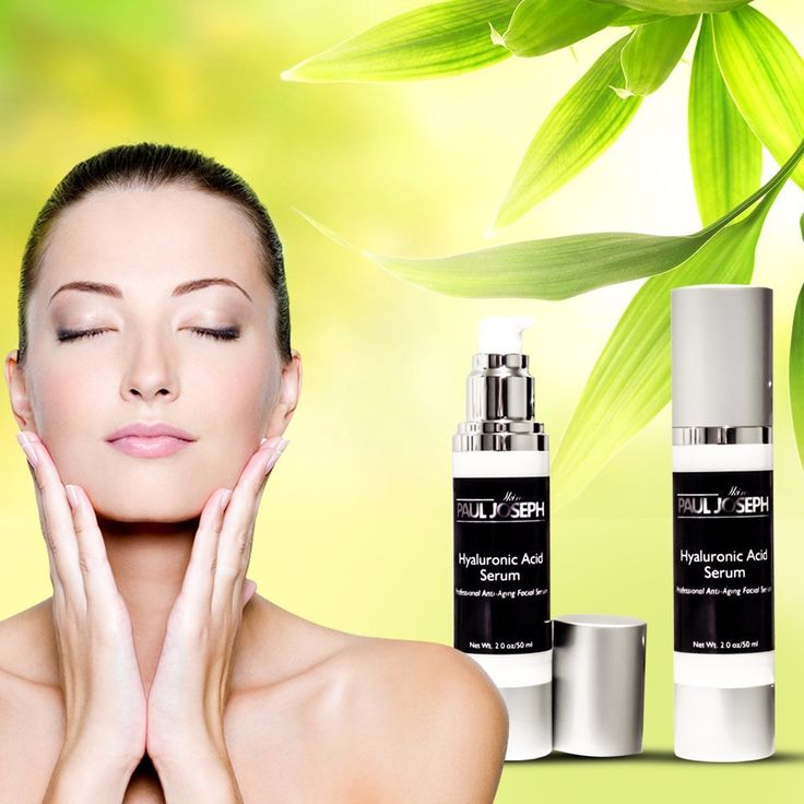 Hyaluronic Acid Serum - Boost Collagen - Botox Cream - Paul Joseph - Best Anti Aging Cream- Vitamins A C D and E - Lavender -Aloe - Reduce Fine Lines and Wrinkles - Look Young With Glowing skin - 2 Oz -- Unbelievable  item right here! : Skin care