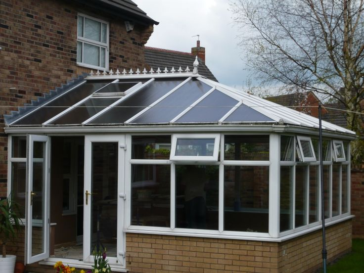 A fine, traditional conservatory in Warrington for which we installed our roof insulation systems.