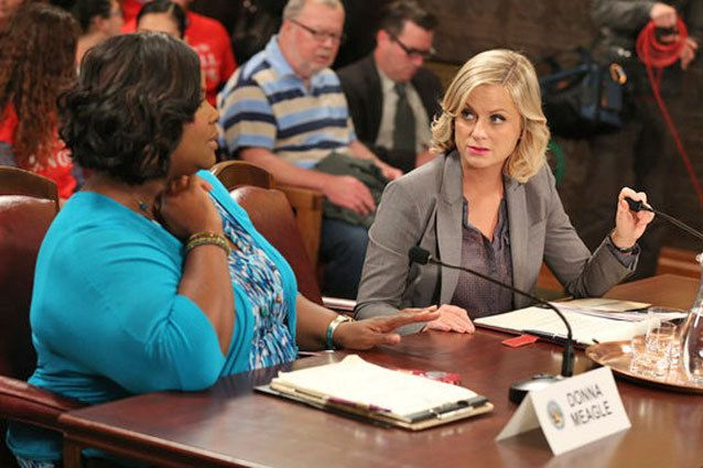 """PARKS AND RECREATION - """"Gin It Up!"""" Review for The MacGuffin!"""
