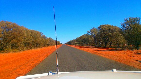 HEADING WEST, ST GEORGE QLD