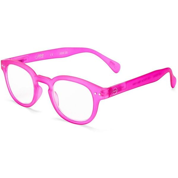 See concept C Square Readers ($49) ❤ liked on Polyvore featuring accessories, eyewear, eyeglasses, glasses, pink, square eyeglasses, pink glasses, pink eyeglasses and square glasses