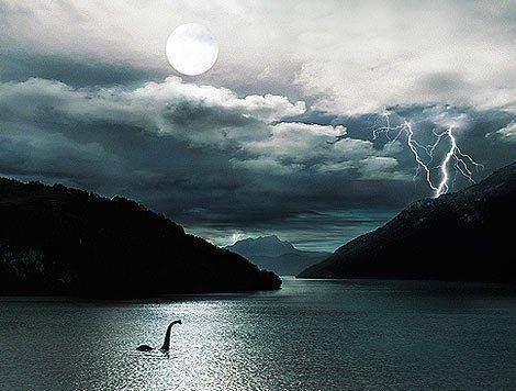 Nessie This myth has always sparked my childlike curiosity.