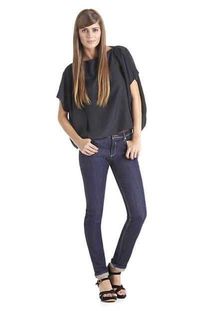 Jeans Slim Fit aus Bio-Denim von #hessnatur - #eco #bio #organic