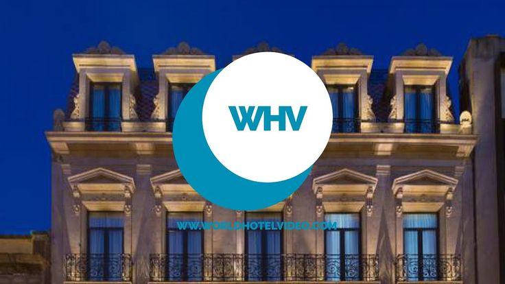 Hotel Histórico Central in Mexico City Mexico (North America). Visit Hotel Histórico Central https://youtu.be/T7mqYd-GDbQ