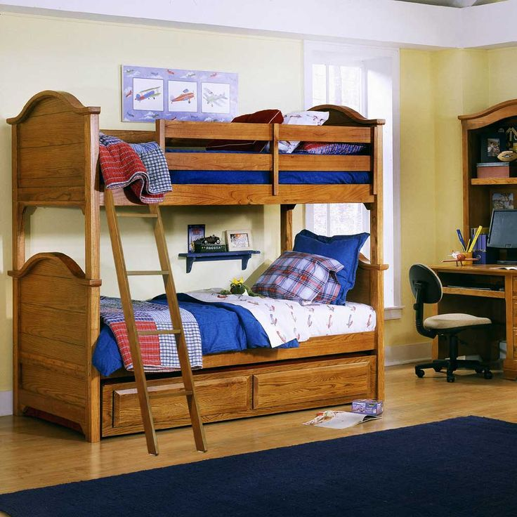 found it at wayfair cottage twin over twin bunk bed bedroom set