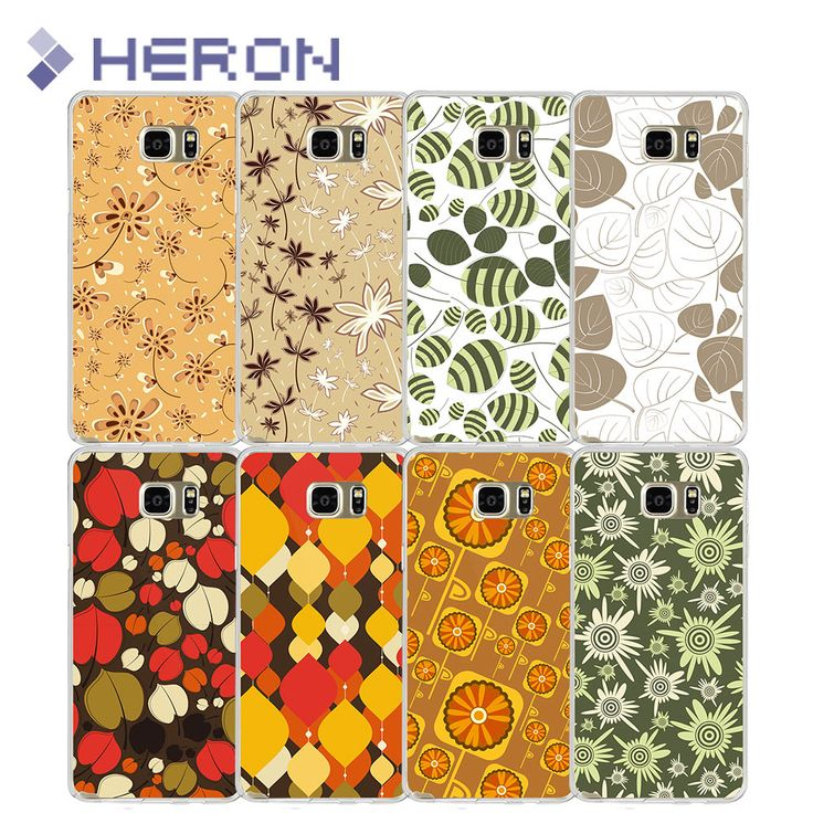 Soft  Super Thin TPU Case of Flowers For Samsung note 3 note 4 note 5 Ultra Thin Transparent Phone Case Cover #Affiliate