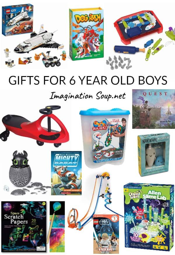 The Best Toys Gifts For 6 Year Old Boys 6 Year Old Boy 6 Year Old Christmas Gifts Cool Toys