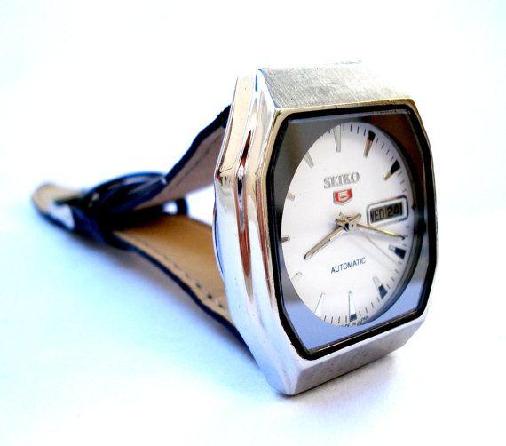 Vintage Reloj SEIKO 5 Automatico Mod. 7019 Day & por shopvintage1