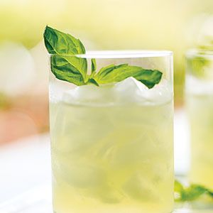 Move over, mint: Basil's spicy flavor puts a fresh spin on the traditional gimlet. Make the syrup before guests arrive—it keeps up to 2 weeks in the refrigerator.