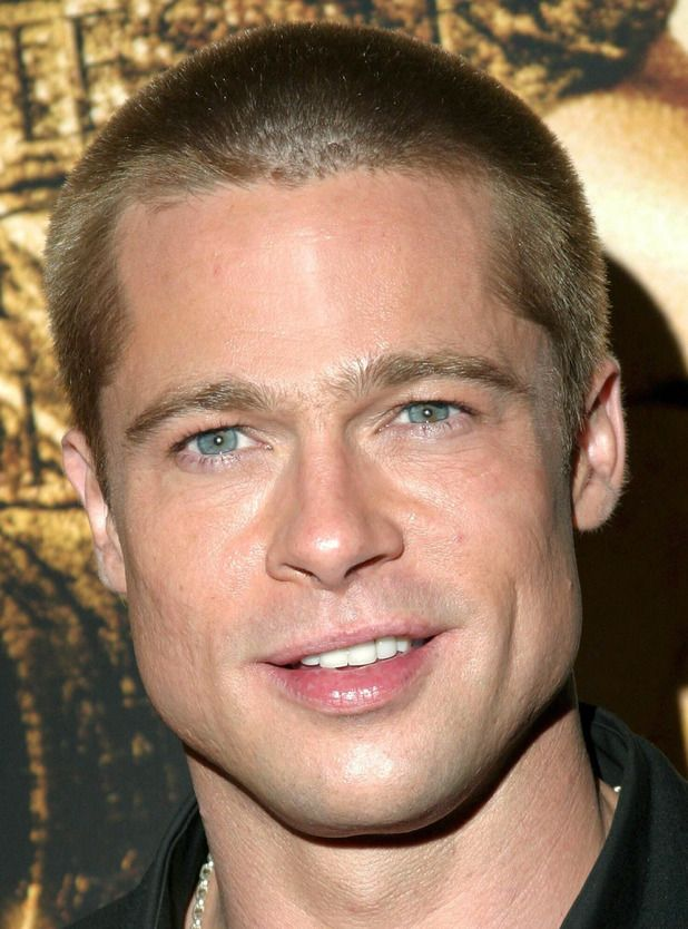 No soy gay, pero Brad Pitt me re puede
