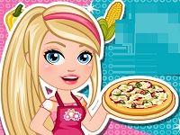 Barbie Pizza Yapma
