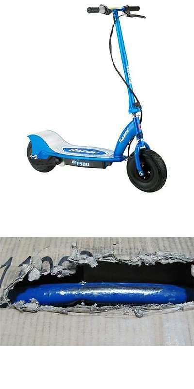 Electric Scooters 47349: Razor E300 Electric Motorized Scooter   Blue (Open Box) -> BUY IT NOW ONLY: $189.95 on eBay!