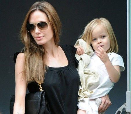 Young Vivienne Jolie-Pitt, daughter of Angelina Jolie and Brad Pitt is doing a cameo appearance in Maleficent, a classic witch in Sleeping Beauty.