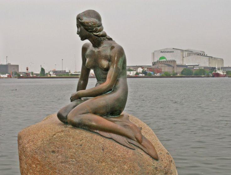Extraordinary The Little Mermaid Statue In Copenhagen Denmark Mermaids Of Earth as well as The Little Mermaid Statue In Denmark | Goventures.org