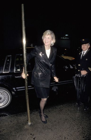 Jean Kennedy Smith during Ted Kennedy Fundraiser December 8 1998 at Metropolitian Club in New York City New York United States