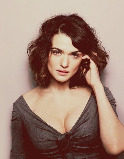 @Claire Floyd-Lapp Rachel Weisz- love this hair!