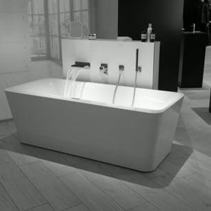 Squaro bathtub at #ish2015