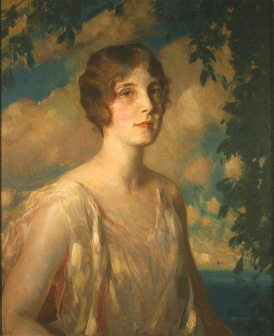 Mrs. McGeoch, c. 1929, Museum of Wisconsin Art, 0015.