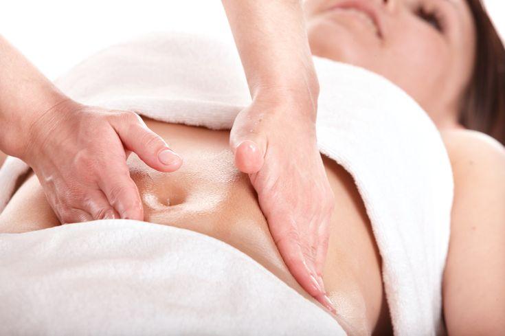 Висцеральный массаж внутренних органов