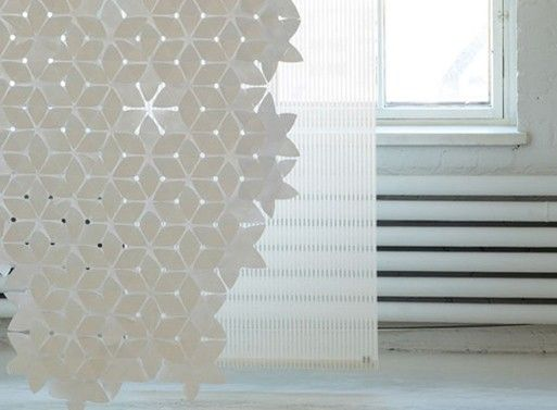 FLAKE   Designer Flächenvorhänge Von Woodnotes ✓ Umfangreiche Infos Zum  Produkt U0026 Design ✓ Kataloge ➜ Lassen Sie Sich Jetzt Inspirieren