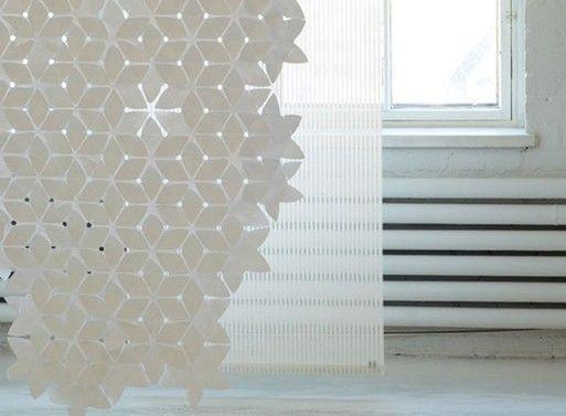 Woodnotes Flake Curtain Ideen Rund Ums Haus Pinterest