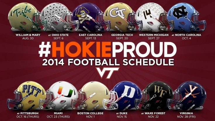 ACC releases 2014 football schedules