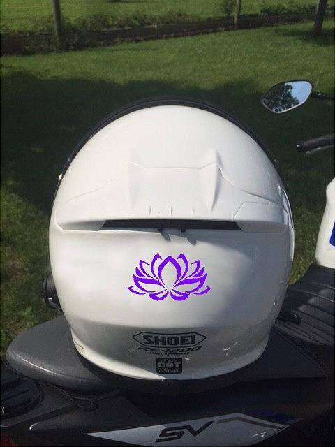 Best Custom Vinyl Decals Images On Pinterest Etsy Shop Car - Pink motorcycle helmet decalscustom vinyl decals part