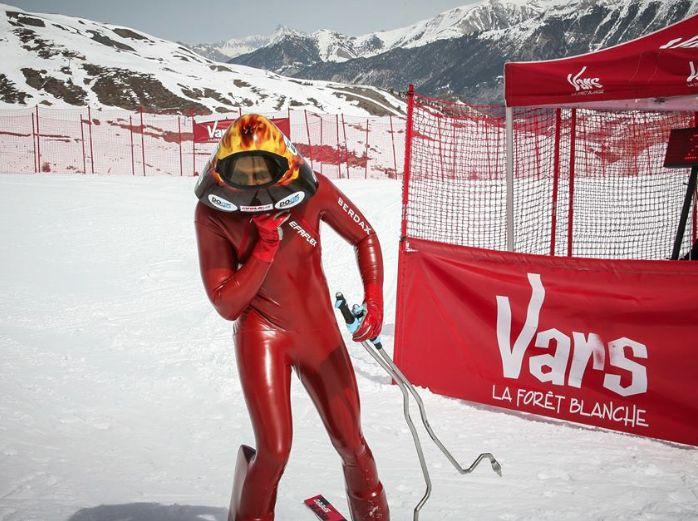 Speed Masters 2014 - 242.261 km/h @Vars - La Forêt Blanche