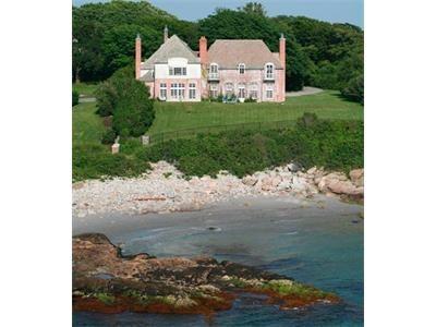 Rhode Island ocean front dream home