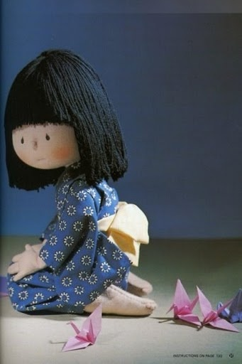 hiji doll Inspiration for Asian dolls?