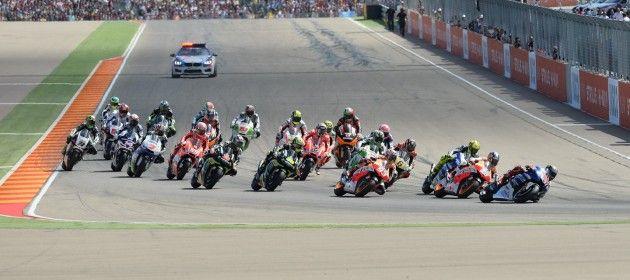 Résultats grand prix d'Aragon 2013 | Courses Moto .com