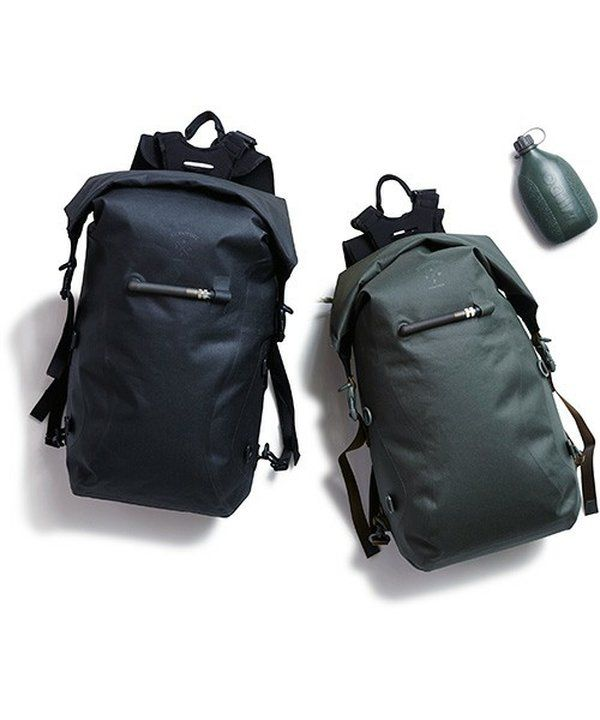 Modern Times Standard Life Store Hong Kong | 【PRE-ORDER · FICOUTURE NO SEAM ZIP LOCK BACKPACK】