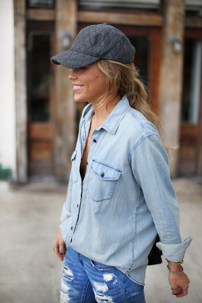 Hat and shirt - Sofia