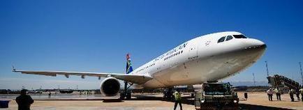 Afrique du Sud: grève des techniciens de la compagnie aérienne SAA - Jeune Afrique