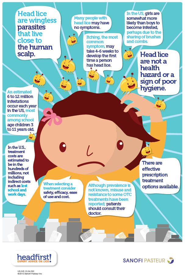 how to detect head lice video