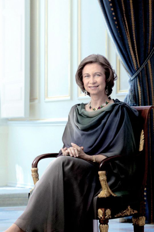 Queen Sofía