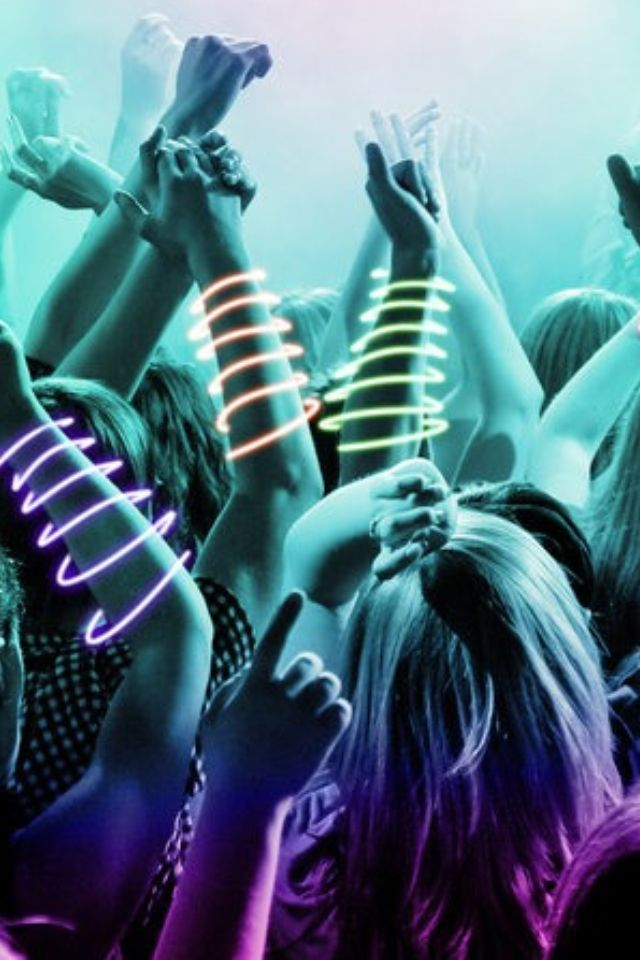 #rave #party   looks like fun..to dance the night away..no worries..no fears..only that moment when your heart is racing and the whole room is as one..