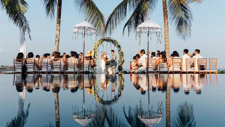 Top 6 Reasons Why Destination Weddings Are On The Rise / ON THE BLOG / Bali Wedding