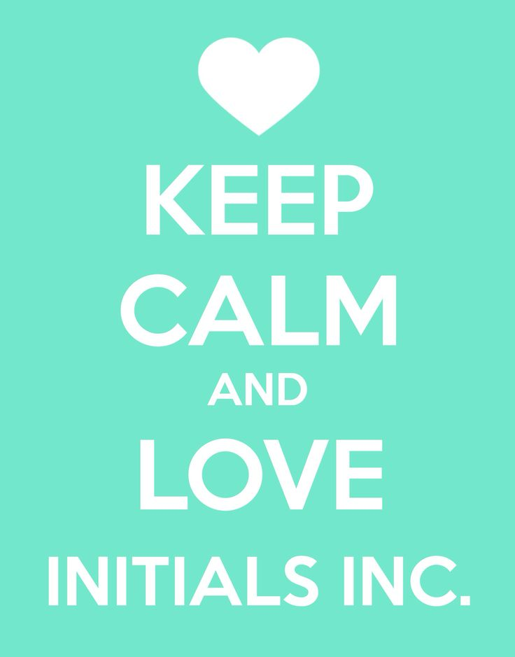 Love initials inc. www.myinitials-inc.com/KRISTINJACKSON