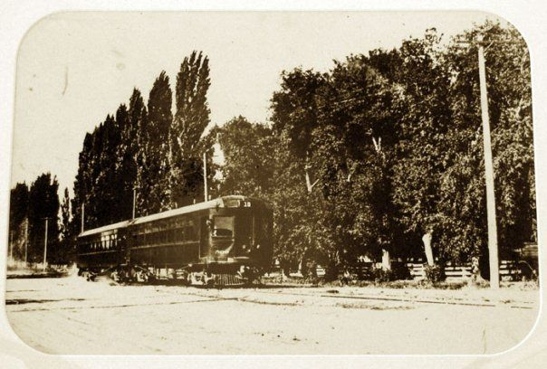 A streetcar from 1912 logan utah history logan for West motor logan utah