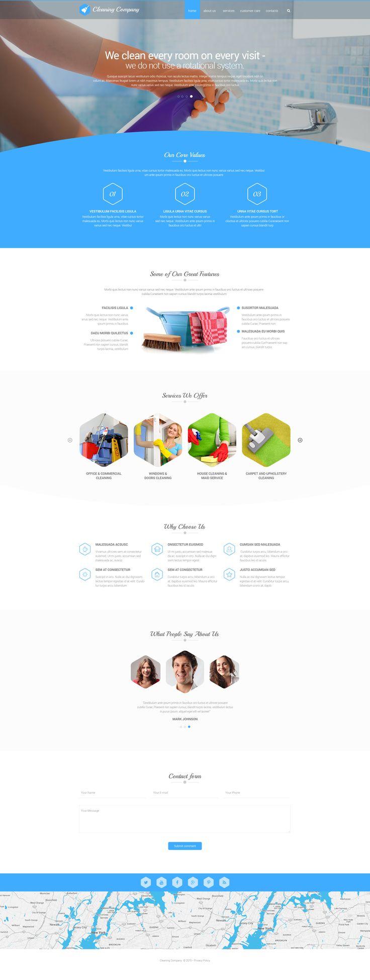 12 best Site serviços images on Pinterest   Website designs, Website ...