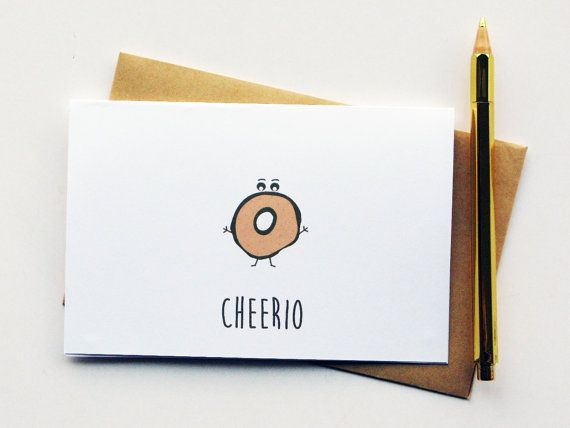 Funny Leaving Card...Farewell Card...Goodbye Card...Moving Card...Bon Voyage...Good Luck Card...Funny Card...Miss You..Cheerio