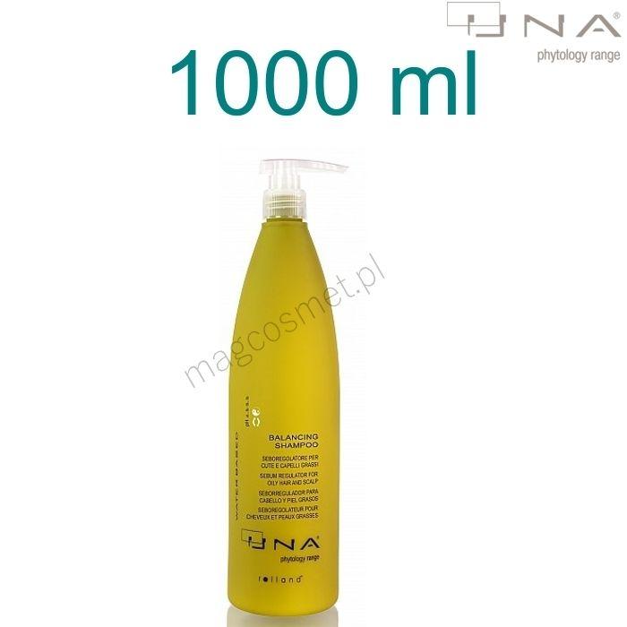 Una Balancing Szampon do Tłustej Skóry Głowy 1000ml Pielęgnacja włosów - szampony naturalne