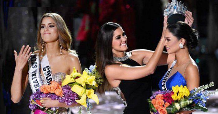 Durante el certamen de belleza Miss Universo 2015, el presentador Steve Harvey cometió un fatal y ridículo error al anunciar equivocadamente a la ganadora