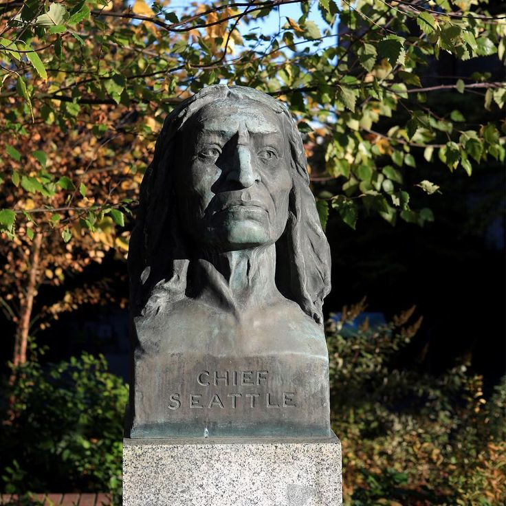 Today, #SeattleU observes #IndigenousPeoplesDay. The very acreage upon which our university sits is the ancestral land of the Duwamish people. Today, visitors entering our campus from the west are greeted by a statue of Chief Sealth, or Chief Seattle, the great leader for whom our city and, hence, our university is named. Those moving along the south side of our upper mall encounter the Vi taqwšəblu Hilbert Ethnobotanical Garden, named for another outstanding Native American leader of our…