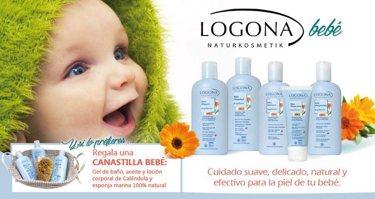 Productos de Logona con Caléndula especiales para el cuidado de la piel tu bebé. Gel de baño, aceite, loción corporral, ... Cuidado suave, delicado, natural y efectivo. Cómpralos ahora al mejor precio en Misohi Cosmética.