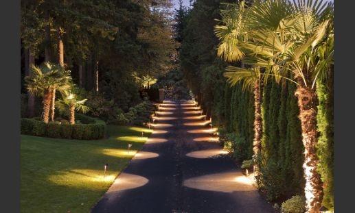 Driveway lighting <3