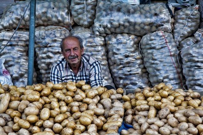 Selcuk Saturday Market, Selçuk, Turkey #travel #local #Turkey