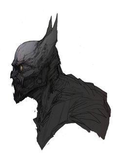 Batman ré-imaginé comme vous ne l'avez jamais vu dans ces 60 concept arts | Design Spartan : Art digital, digital painting, webdesign, ressources, tutoriels, inspiration