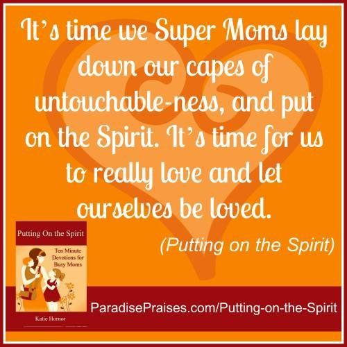 pots quote Busy Momma? Heres A Devotional Just For You